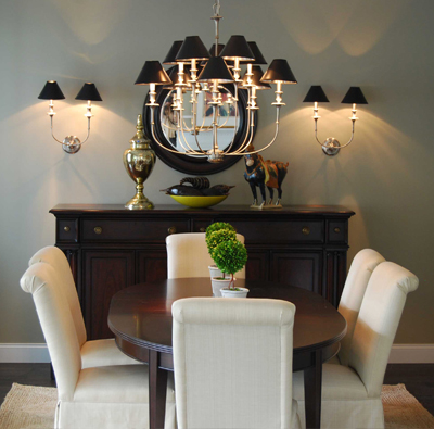 Toronto Home Staging Services - Dining Room-2