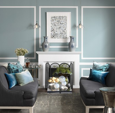 Toronto Home Staging Services - Living Room-3