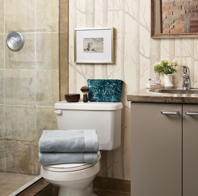 Toronto Home Staging Services - Bathroom - 4