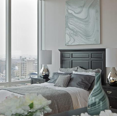 Toronto Home Staging Services - Bedroom - 6