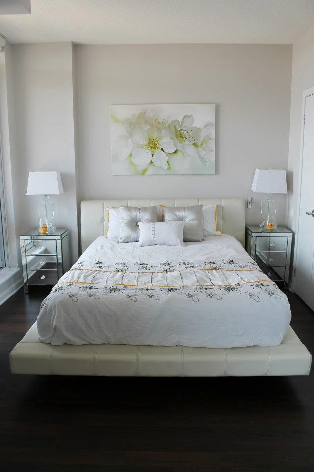Toronto Home Staging  - Bedroom - 15a