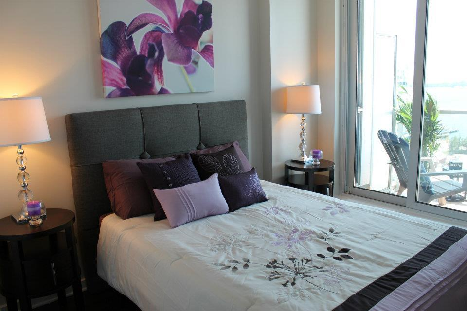 Toronto Home Staging  - Bedroom - 20a