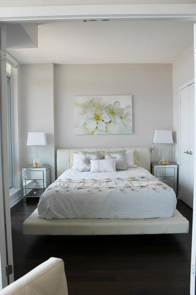 Toronto Home Staging  - Bedroom - 6a