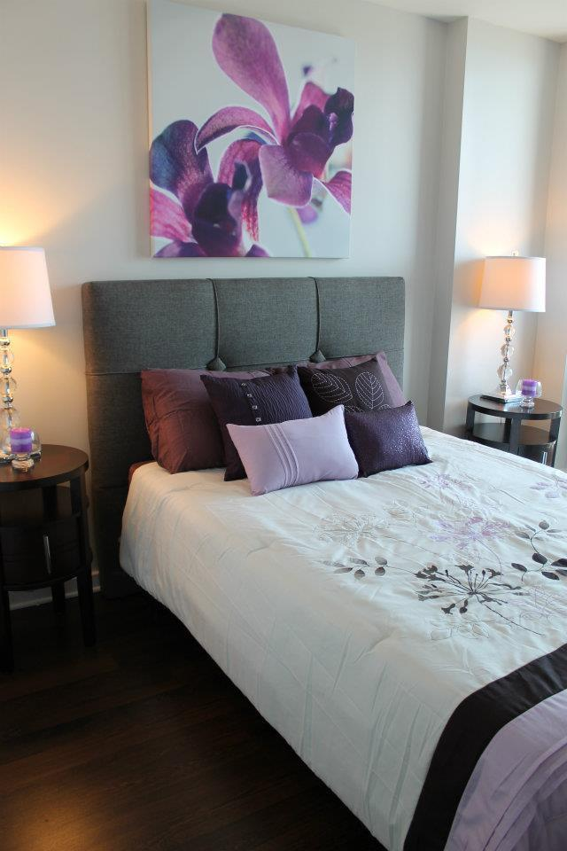 Toronto Home Staging  - Bedroom - 7a