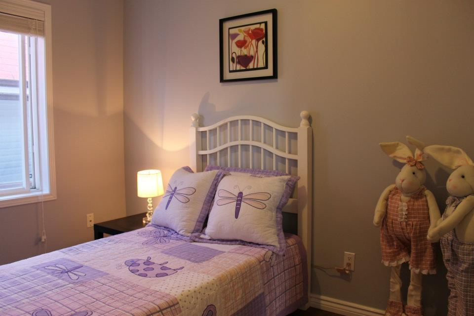 Toronto Home Staging  - Bedroom - 8a