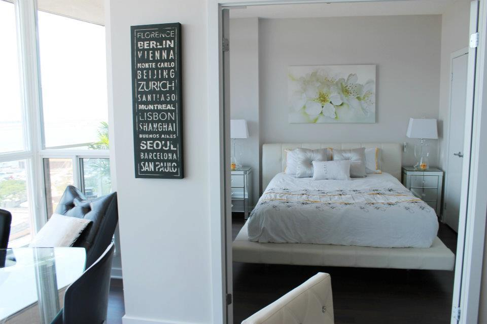 Toronto Home Staging  - Bedroom - 9a