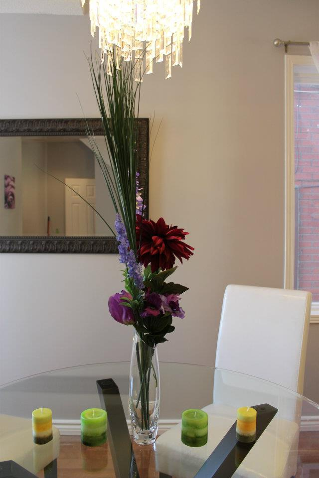 Toronto Home Staging Services-Dining-Room-1a