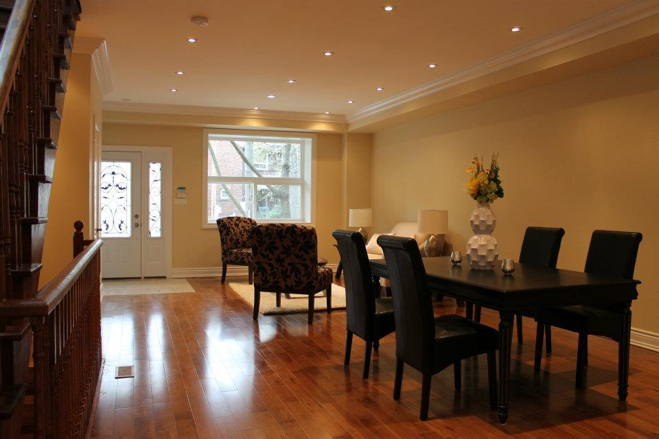 Toronto Home Staging Services-Dining-Room-13a