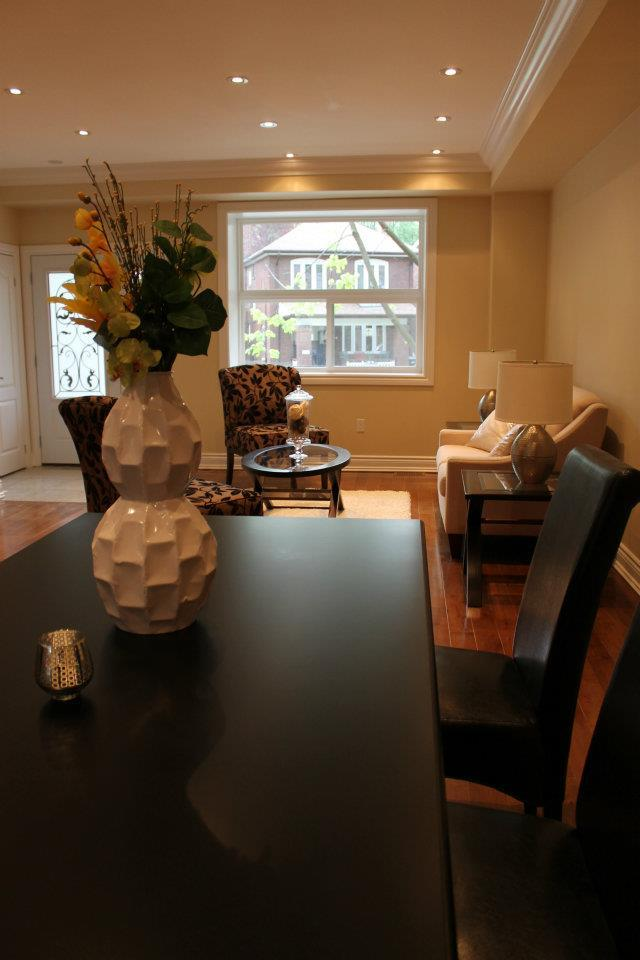 Toronto Home Staging Services-Dining-Room-2a