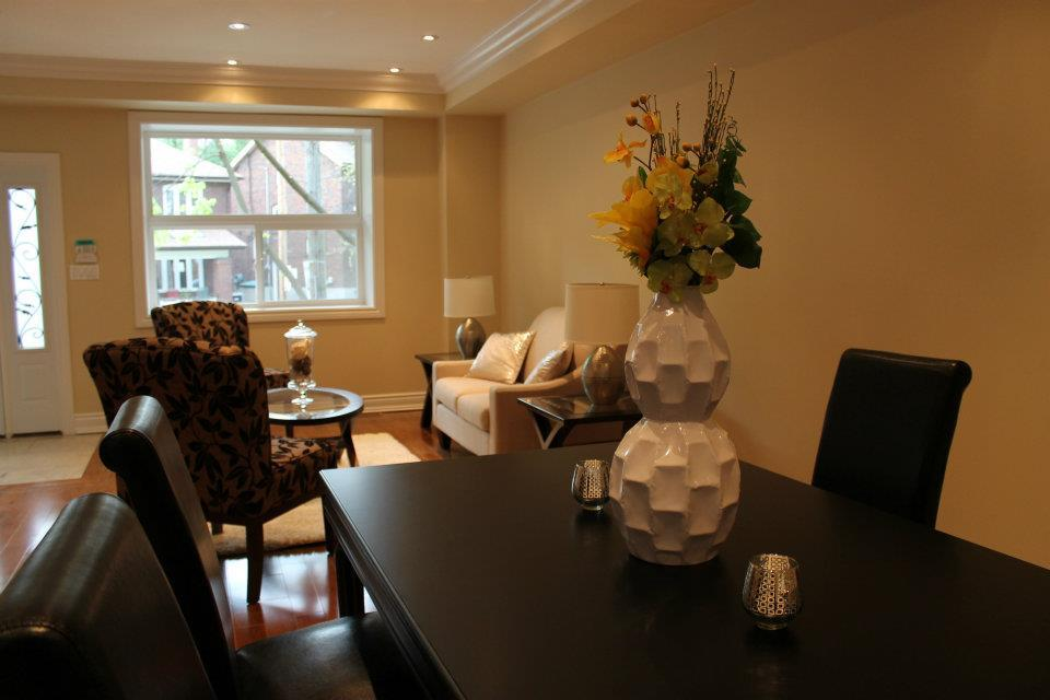 Toronto Home Staging Services-Dining-Room-3a