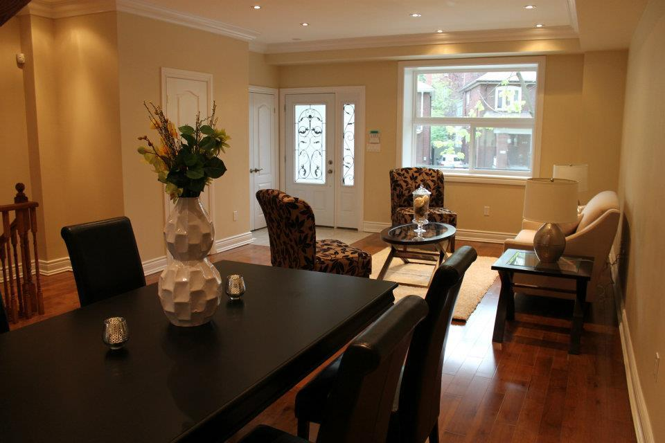 Toronto Home Staging Services-Dining-Room-4a