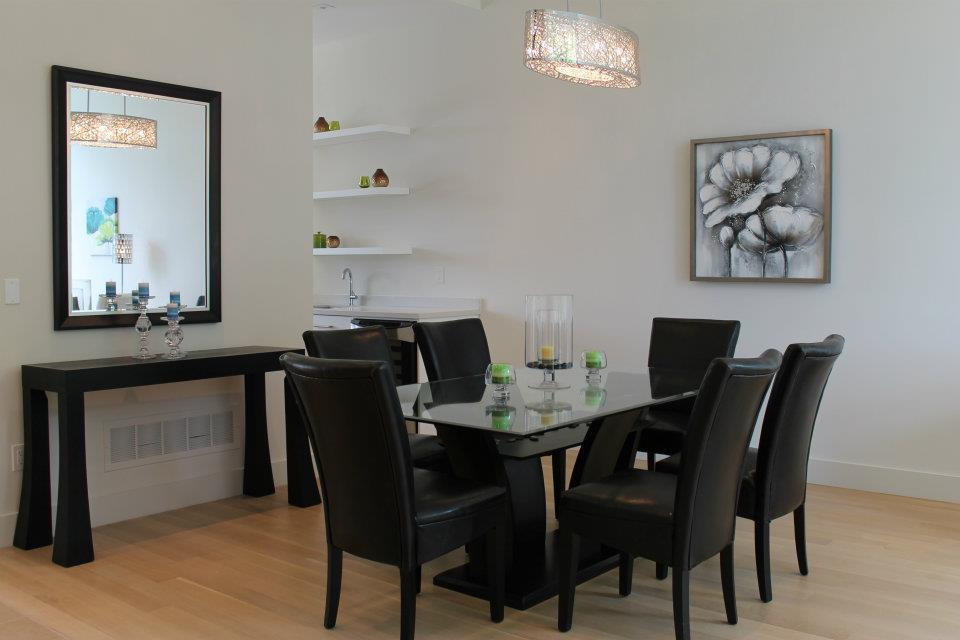 Toronto Home Staging Services-Dining-Room-9a