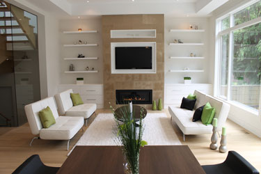 Toronto Home Staging Services - Modern Living Room - After